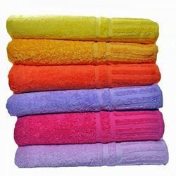 Plain Bath Terry Towel, Length:Upto 150 cm
