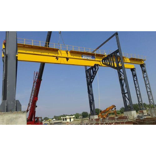 Cast Iron Fix Mounted Crane Frame Rs 300000 Piece Pvss Craness