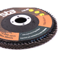 Flap Discs - Aluminum Oxide - 115mm