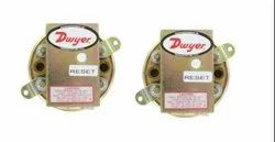 Dwyer Series 1900 Compact Low Differential Pressure Switches