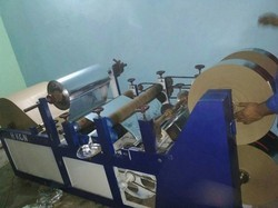 Kraft paper lamination machine