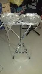 Stainless Steel Tabla Stand