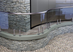 Stainless Steel Handrail - Design