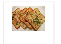 Garlic Bread With Cheese 4 Pcs 299