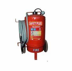 Mild Steel B,C Safety Plus BC Fire Extinguishers, Capacity: 6-10 Kg