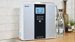 Alkaline Water Purifier - Platinum Titanium Plates 5/7/9/11/13 Ionizer For Home, Model Name/Number: KYK Generation 2