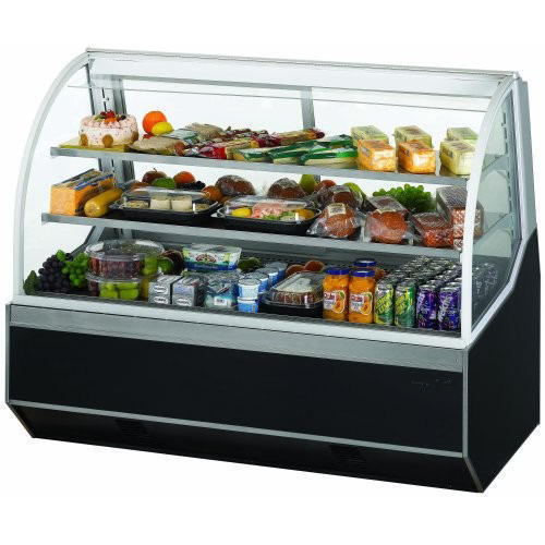 Plastic Refrigerated Food Display Cabinet, 3-10 Degree Celsius, Rs 50000  /unit | ID: 20268417912