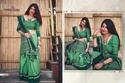 Khadi Silk Cotton Slub Saree