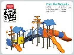 Pirate Ship Playcentre