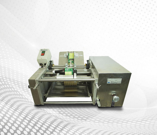 Jacks 40 Round Gum Labeling Machine With Sensor Base System for Industrial