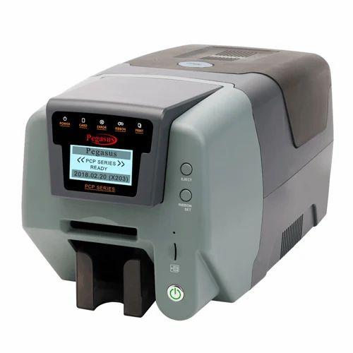 Pegasus PCP Series Single Side Color ID Card Printer