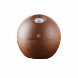 Round Cut Wooden Humidifier