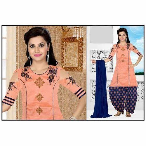 effcdd7c63 Party Wear Ladies Patiala Salwar Suit, Rs 795 /piece, A Bhagwati ...