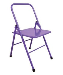 SportsfitIndia Yoga Chair Metal