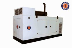 62.5 kVA Cooper Corp Diesel Generator