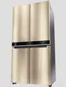 Golden Whirlpool W Series 4 Door 677 Ltrs Crystal Mocha Refrigerator