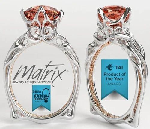 Matrix 3D Jewelry Design Software, Jewelry Design Software