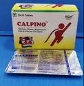 Calpino- Calcium , Vitamin D3 Tablet