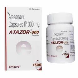 Atazor 300 mg (Atazanavir Capsules)