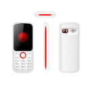 1.8 Inch White Red Feature Phone