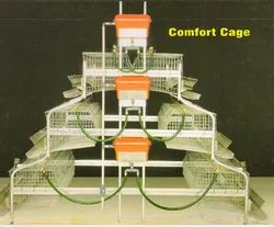Comfort Poultry Cage
