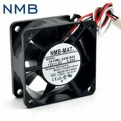 NMB Cooling Fan 2410ML-04W-B49 12VDc 0.22A NMB Drive Cooling Fan