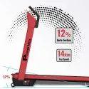 Urbantrek TD-A3 2.5HP Premium Series Treadmill