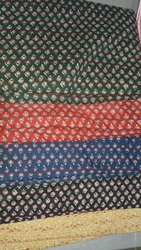 Multi Color Printed Cotton Fabric