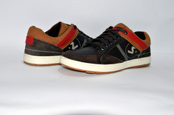 Mr.Wear's Brown Mens Casual Shoes