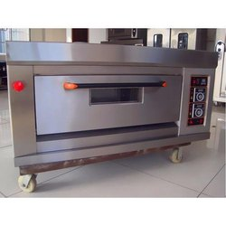 Gas 1 Deck 3 Tray Oven