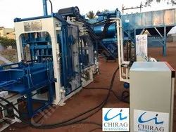 Chirag Automatic Hydraulic Concrete Block Making Machine