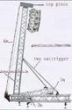 Aluminum Truss Line Array Stand