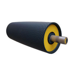 Rubber Coating Drum Pulley