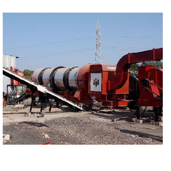 Stationery Asphalt Plant