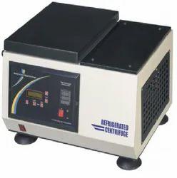 Digital Refrigerated Micro Centrifuge Machine