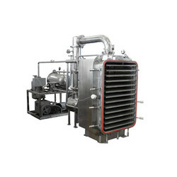 Industrial Stainless Steel Vacuum Tray Dryer