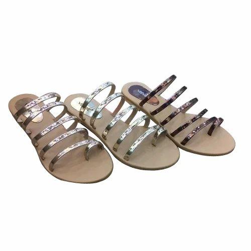 3f2ec77b04175d Fancy Ladies Chappal, Designer Sandal, Women Sandal - Dharmendra ...