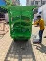 VEGETABLE VENDING CART