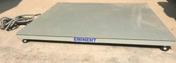 EMINENT HEAVY DUTY PLATFORM SCALE.