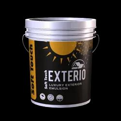Exterior Emulsion Paint (Softtouch Exterior), Packaging Type: Bucket