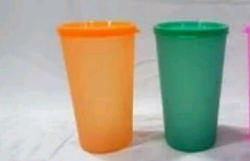 LID Drinking Glass