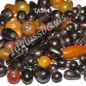 Lustre Glass Beads