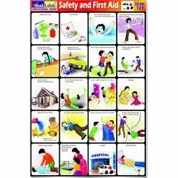 Safety And First Aid Chart