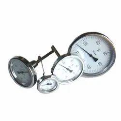 Bimetal Type Dial Thermometer