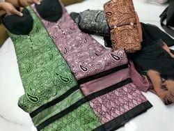 Unstitched Designer Fancy Dress Material