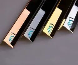 MSI Brand Stainless Steel Inlay Profiles For Interior Decoration