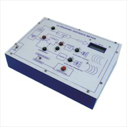 Ultrasonic Digital Distance Meter Trainer Kit