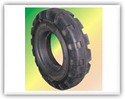 Rubber Tyres Cut Type