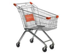 SS Shopping Trolleys