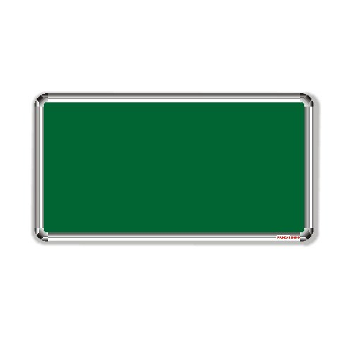 Non- Magnetic Green Chalk Board